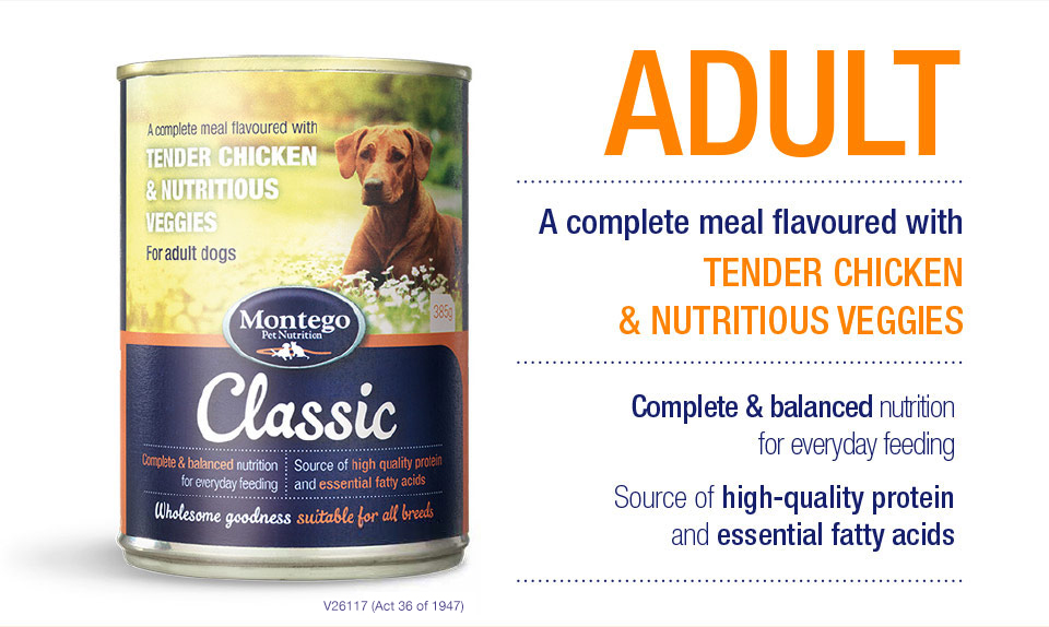Dog Food Only R14 Per Tin